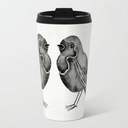 Little Blackbirds Travel Mug