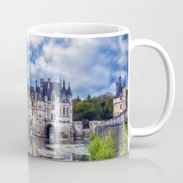 Beautiful Chateau de Chenonceau   Coffee Mug