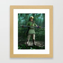 The Discovery of Evil's Bane Framed Art Print