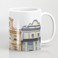 prague Mugs featuring Prague   by Kameron Elisabeth