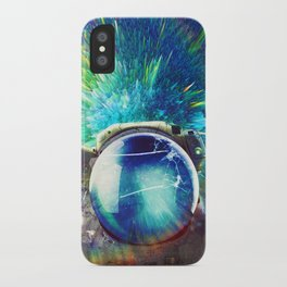 Colorful Abyss iPhone Case