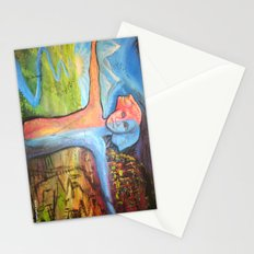 Truth & Consequences  Stationery Cards