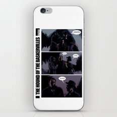 The Hound of The Baskervilles iPhone & iPod Skin