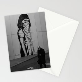 Masked in Japan Stationery Cards