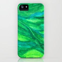 Seafloor iPhone Case
