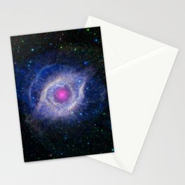 368. Helix Nebula - Unraveling at the Seams Stationery Cards
