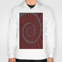 snail Hoodies featuring Snail  by LoRo  Art & Pictures