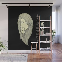 Din the lost princess Wall Mural