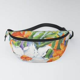 Daffodils & Jonquils, Wild and Free Fanny Pack