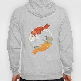 Fish A Cat Fish Cat Hoody