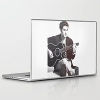 darren criss Laptop & iPad Skins featuring Darren Criss by kltj11