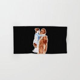 The Princess & Chewy Hand & Bath Towel