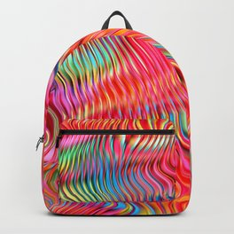 Abstract Pattern XXII Backpack