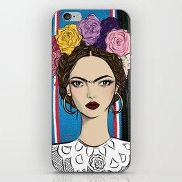 Viva la Frida iPhone Skin