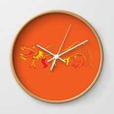 Clever Disguise Wall Clock