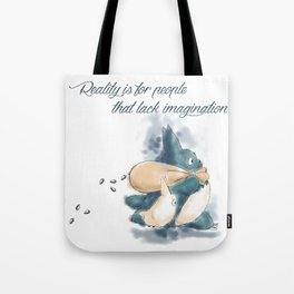 Little Totoros Tote Bag