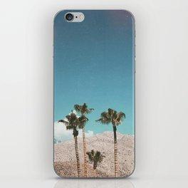 desert vibes iPhone Skin