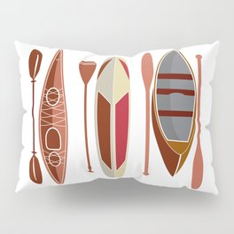 Paddle Passion Pillow Sham