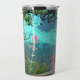 Fiori a Portofino Travel Mug