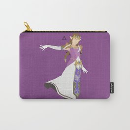 Princess Zelda(Smash) Carry-All Pouch