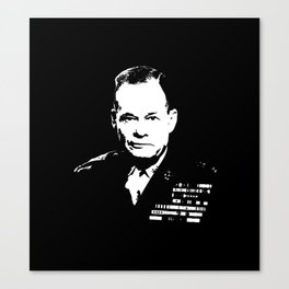"Lewis ""Chesty"" Puller Canvas Print"