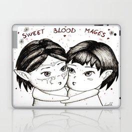Sweet blood mages Laptop & iPad Skin