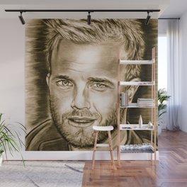 Gary Wall Mural