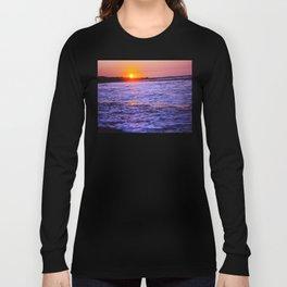 dusk to wave Long Sleeve T-shirt