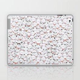 FIND THE PANDA - LUCKY CAT Laptop & iPad Skin