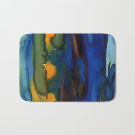 Landscape with Argonauts - Abstract 006 Bath Mat