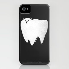 Molar Bear iPhone (4, 4s) Slim Case