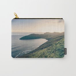 Keem Bay Sunset - nature photography Carry-All Pouch