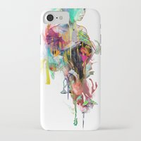archan nair iPhone & iPod Cases featuring Far Away by Archan Nair