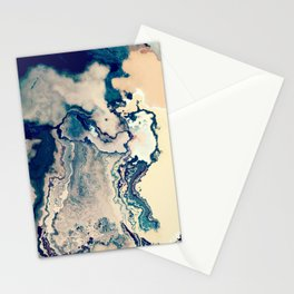 ~ Desert and Island Stationery Cards