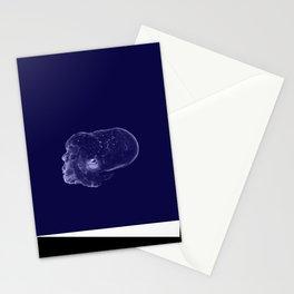 Galaxy Bobtail Squid Stationery Cards