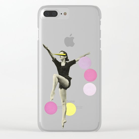 The Rules of Dance II Clear iPhone Case