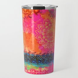Bollywood Inspiration Travel Mug
