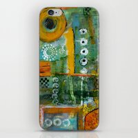 starbucks iPhone & iPod Skins featuring Starbucks by Jenny Chatterton