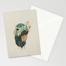 Fishbowl Stationery Cards