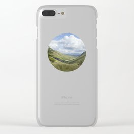 Glengesh Pass Clear iPhone Case