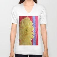 hero V-neck T-shirts featuring HERO by Manuel Estrela 113 Art Miami
