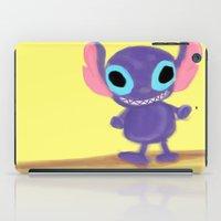 stitch iPad Cases featuring stitch by Biansa Naiyananont