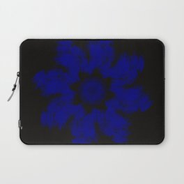 Bioluminescence Mandala 23 Laptop Sleeve
