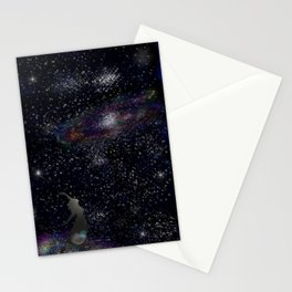 This Life Is Beautiful, With the Colors of The Universe Stationery Cards
