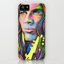 Legend Gilmour iPhone Case