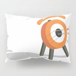 arrowed glance Pillow Sham