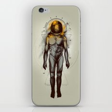 Naked Space iPhone & iPod Skin