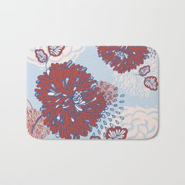 Crisantemo Bath Mat