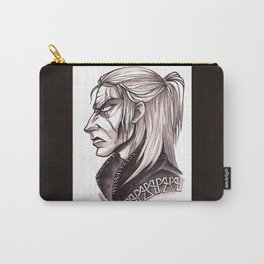 Geralt Black&White Carry-All Pouch
