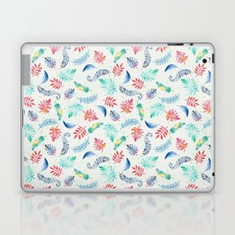 Aloha – Hawaii inspired pattern with a vintage feel Laptop & iPad Skin